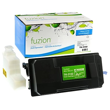 fuzion™ New Compatible Kyocera TK-3122 Black Toner Cartridge, Standard Yield (TK3122)