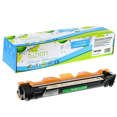 fuzion™ New Compatible Black, High Yield Brother TN-1030 Series Toner (TN1030)