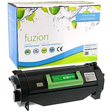 fuzion™ New Compatible Dell B5460 Black Extra, High Yield Toner (3320131)
