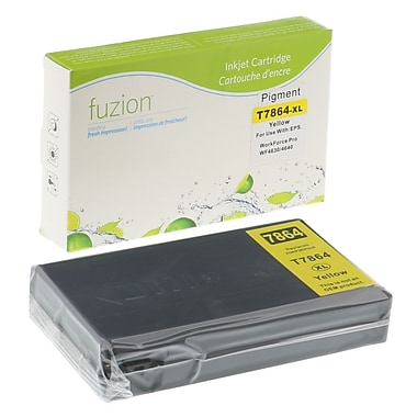 fuzion™ New Compatible Epson WorkForce 5190 Series Yellow, High Yield Ink (T786XL420)