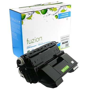 fuzion™ Remanufactured Okidata B6300 Black Toner Cartridges, Standard Yield (52114501)