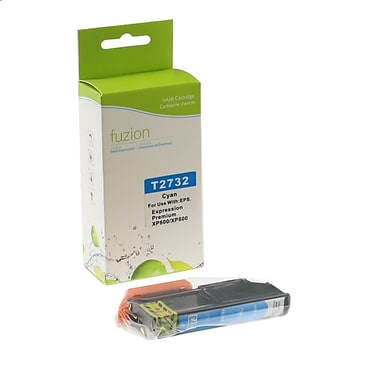 fuzion™ New Compatible Epson Expression Home XP600 Series Cyan, High Yield Ink (2732XL)