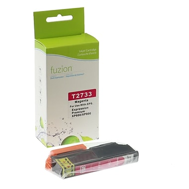 fuzion™ New Compatible Epson Expression Home XP600 Series Magenta, High Yield Ink (2733XL)