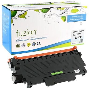fuzion™ New Compatible Dell E310 DW Black Toner Cartridges, Standard Yield (593BBKD)