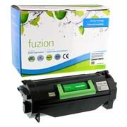 fuzion™ New Compatible Lexmark 621X Black Toner Cartridges, Extra, High Yield (62D1X00)