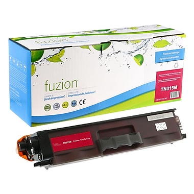 fuzion™ Compatible Brother HL4150 Magenta Toner Cartridge, High Yield (TN315M)