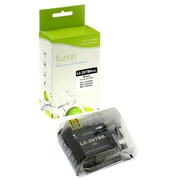 fuzion™ New Compatible Brother LC207XXL Black InkJet Cartridge, Extra, High Yield (LC2072PKS)