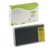 fuzion™ Compatible Epson T676XL420 Yellow InkJet Cartridge, High Yield (T676XL420)