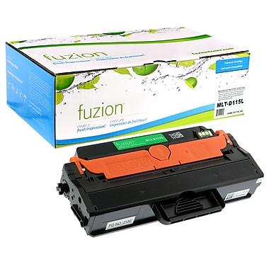 fuzion - Cartouche de toner noir neuve, compatible Samsung, haut rendement, (MLTD115L)