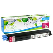 fuzion™ New Compatible Okidata C9600 Magenta Toner Cartridges, Standard Yield (42918902)