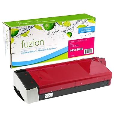 fuzion™ New Compatible Okidata C710/711 Magenta Toner Cartridges, Standard Yield (43913802)