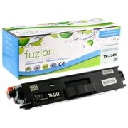 fuzion™ New Compatible Brother TN336K Black Toner Cartridge, High Yield (TN336BK)