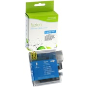 fuzion™ New Compatible Brother LC61 Cyan Ink Cartridges, Standard Yield (LC61CS)