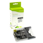 fuzion™ New Compatible Brother LC75 HY Black Ink Cartridges, Standard Yield (LC75BKS)