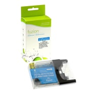 fuzion™ New Compatible Brother LC75 HY Cyan Ink Cartridges, Standard Yield (LC75CS)