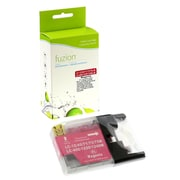 fuzion™ New Compatible Brother LC75 HY Magenta Ink Cartridges, Standard Yield (LC75MS)