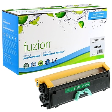 fuzion™ Remanufactured Dell 1125 Black Toner Cartridges, Standard Yield (3109319)