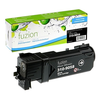 fuzion™ New Compatible Dell 1320 Black Toner Cartridges, Standard Yield (3109058)