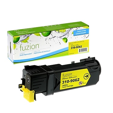 fuzion™ New Compatible Dell 1320 Yellow Toner Cartridges, Standard Yield (3109062)