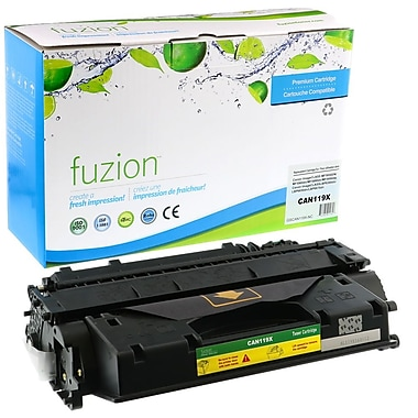 fuzion™ New Compatible Canon 119X HY Black Toner Cartridge, High Yield (3480B001AA)