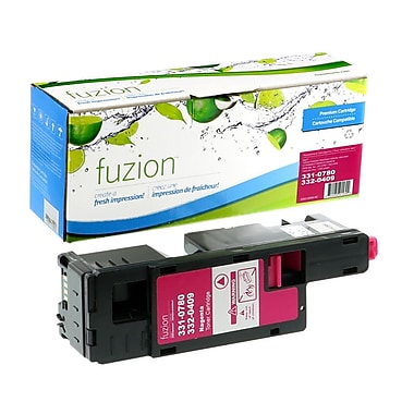 fuzion™ New Compatible Dell 1350CN Magenta Toner Cartridges, Standard Yield (3310780)