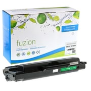 fuzion™ New Compatible Dell 1815 Black Toner Cartridges, Standard Yield (3107945)