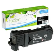 fuzion™ New Compatible Dell 2130cn Black Toner Cartridges, Standard Yield (3301389)