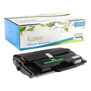 fuzion™ New Compatible Dell 2335 Black Toner Cartridges, Standard Yield (3302209)