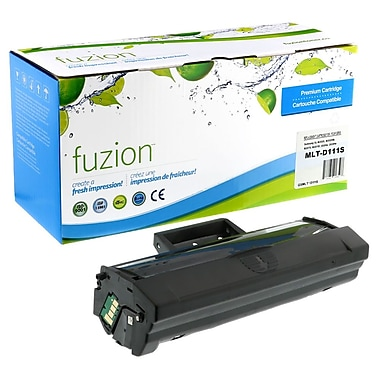 fuzion™ New Compatible Samsung Xpr. SLM2020W Black Toner Cartridges, Standard Yield (MLTD111S)