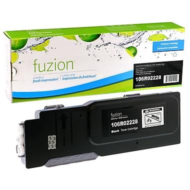 fuzion - Cartouche de toner noir neuve, compatible Xerox Phaser 6600, rendement standard (106R02244)