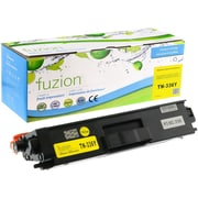 fuzion™ New Compatible Brother TN336 Yellow Toner Cartridge, High Yield (TN336Y)