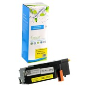 fuzion™ New Compatible Dell E525W Yellow Toner Cartridges, High Yield, (593BBJW)