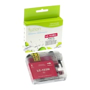 fuzion™ New Compatible Brother LC103 Magenta Ink Cartridges, High Yield (LC103MS)