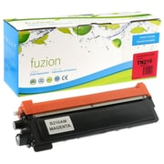 Fuzion – Cartouche de toner compatible Brother TN-210, magenta, rendement standard (TN210M)