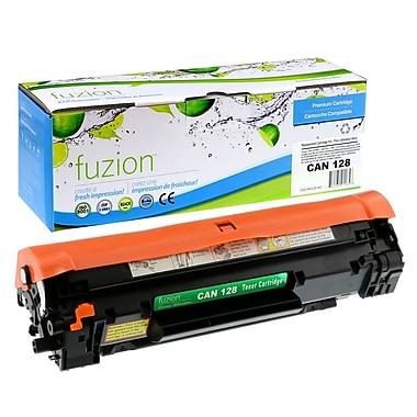 fuzion - Cartouches de toner noir neuves, compatibles Canon 128, rendement standard (3500B001AA)