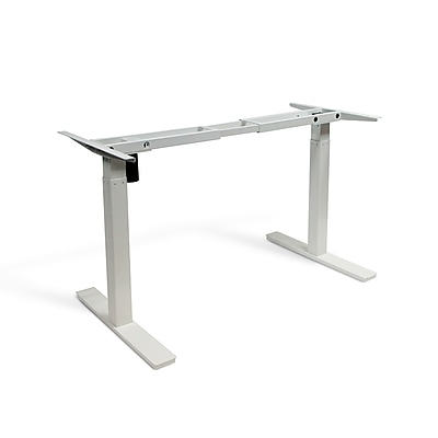 Autonomous SmartDesk Height Adjustable Standing Desk Gray Frame (A56)