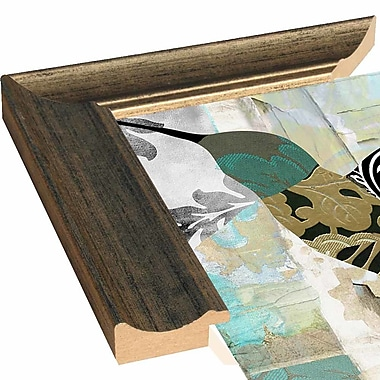 Winston Porter 'Hummingbird Batik II' Graphic Art Print; Paper