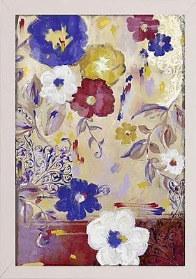 Winston Porter 'Sevilla I' Graphic Art Print; White Medium Framed