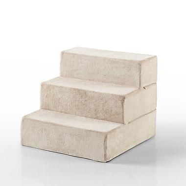 Zinus Comfort Foam 3 Step Pet Stair