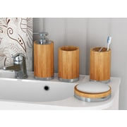 Bayou Breeze Tieast 5 Piece Bathroom Accessory Set (Set of 5)