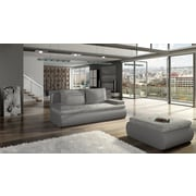 Brayden Studio Sartor Sofa Bed; Gray