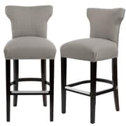 Darby Home Co Dougherty 31'' Bar Stool; Dolphin