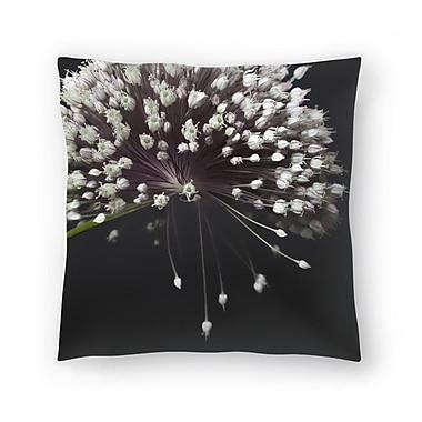 East Urban Home Maja Hrnjak Blooming Throw Pillow; 18'' x 18''