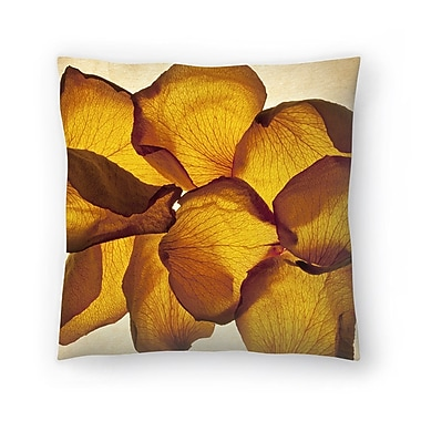 East Urban Home Maja Hrnjak Botany7 Throw Pillow; 14'' x 14''