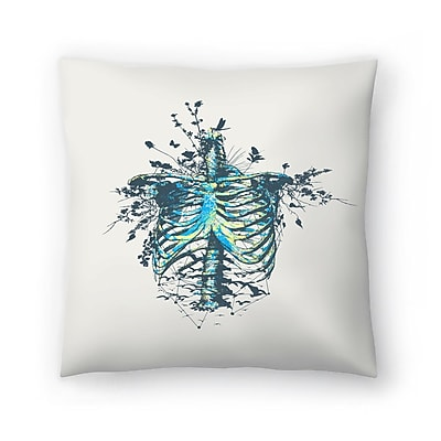 East Urban Home Tracie Andrews Keep Going Throw Pillow; 18'' x 18''