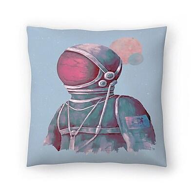 East Urban Home Tracie Andrews Terran Throw Pillow; 18'' x 18''