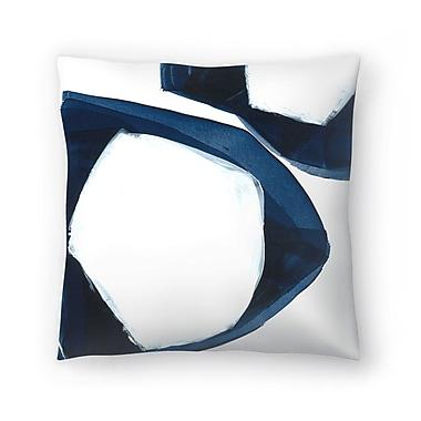 East Urban Home Olimpia Piccoli Begin Again Throw Pillow; 16'' x 16''