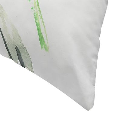 East Urban Home Suren Nersisyan Belted Kingfisher 1 Throw Pillow; 20'' x 20''