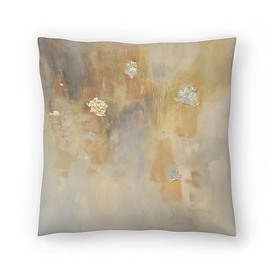 East Urban Home Christine Olmstead on Three Throw Pillow; 20'' x 20''
