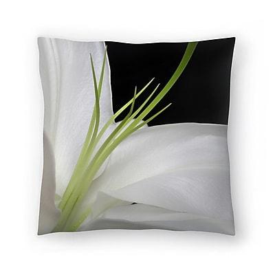 East Urban Home Maja Hrnjak Lily3 Throw Pillow; 16'' x 16''